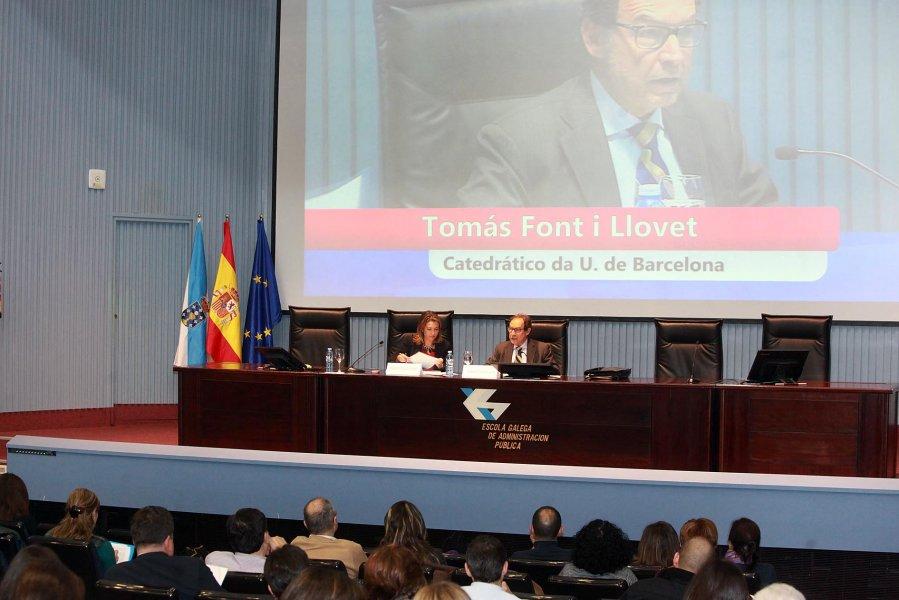 A incidencia da LRSAL nas estruturas do goberno local